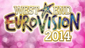 West End Eurovision 2014. Photo : West End Eurovision