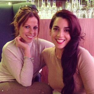 Ruth Lorenzo and Pastora Soler. Photo : Twitter