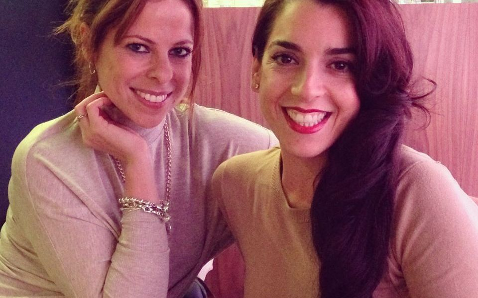 Ruth Lorenzo and Pastora Soler. Photo : Twitter