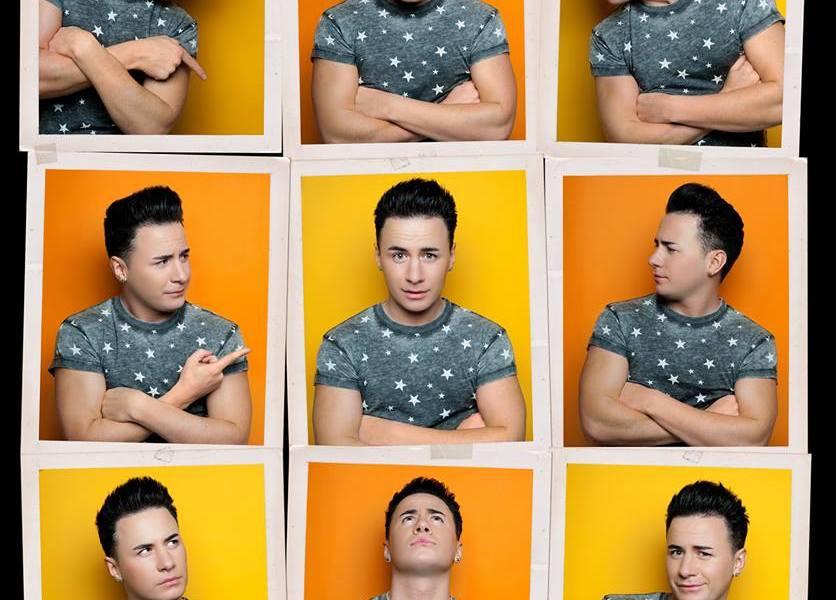 Ryan Dolan - Eurovision 2015? Photo : Ryan Dolan Official Facebook