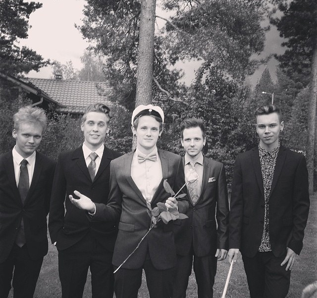 Tuomo - Graduation Party. Photo : Softengine Instagram