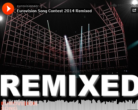 Eurovision 2014 Remix. Photo : Eurovisionaer