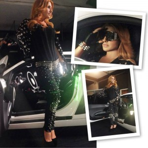 Helena Paparizou - Don't Hold Pack On Love. Photo : Official Facebook