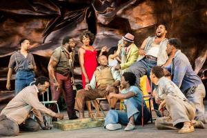 Porgy and Bess. Photo : Westendtheatre.com