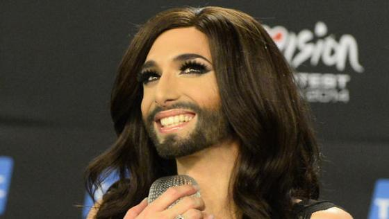 Conchita Wurst. Photo - cbsnews