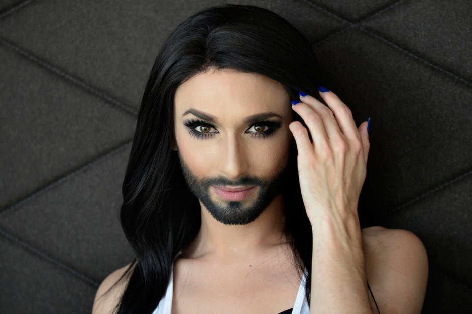 Conchita Wurst – Why Women Love Her. Photo : zumi.md