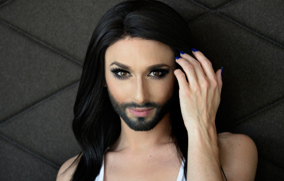 Conchita Wurst. Photo : zumi.md