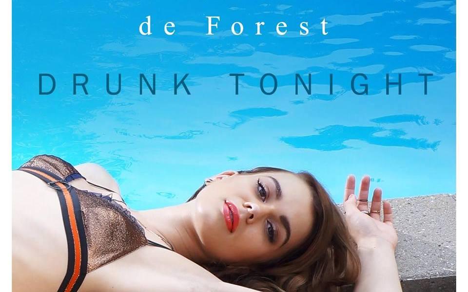 Emmelie de Forest - 'Drunk Tonight' Released. Photo : Emmelie de Forest Facebook