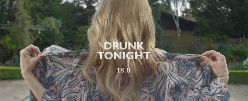 Emmelie de Forest - Drunk Tonight. Photo : Emmelie de Forest Facebook