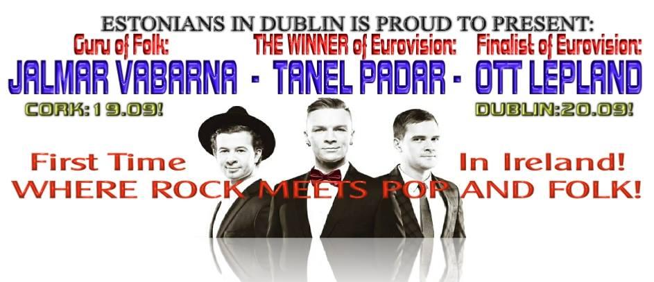 Estonians in Dublin. Photo : Facebook