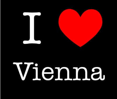 I Love Vienna. Photo www.ilovegenerator.com