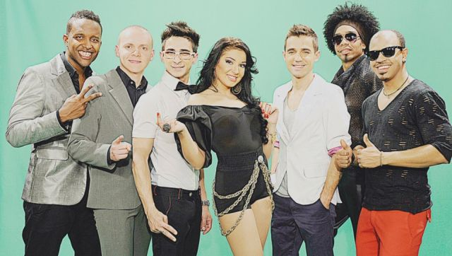 Mandinga New Song. Photo : 1music.ro