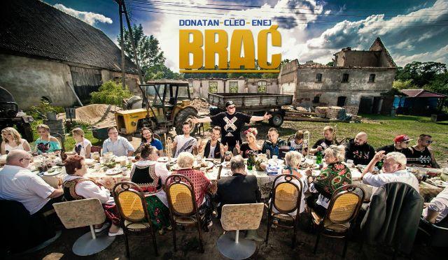 Donatan Cleo BRAĆ Featuring Enej