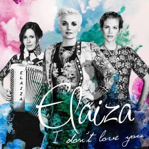 Elaiza - 'I don't love you'. Photo : Elaiza Facebook