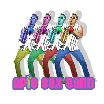 Epic Sax Guy is back! Photo : Wikipedia