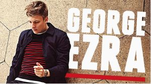 George Ezra - 'Budapest'. Photo ; Wikipedia