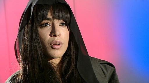 Loreen - 'Sugar Man'. Photo : egyptsearch