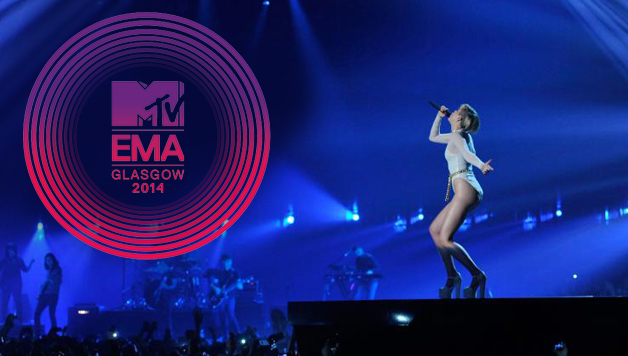 MTV EMA 2014. Photo : MTV