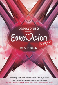 OGAE Cyprus Party. Photo : OGAE Cyprus