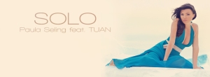 Paula Seling feat. TUAN - Solo. Photo : Paula Seling Facebook