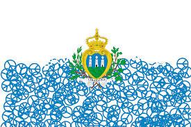 San Marino flag. Photo : Wikipedia