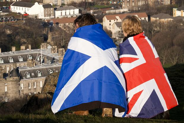 Scotland and the UK at Eurovision? Photo : www.thetimes.co.uk