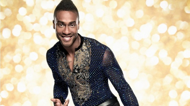 Simon Webbe - Strictly Come Dancing 2014. Photo : BBC