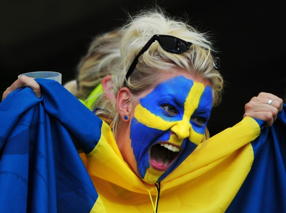 Sweden - Melodifestivalen 2015. Photo soultravelmultimedia