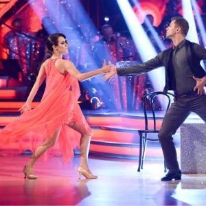 Caroline Flack - Strictly Come Dancing Week 2. Photo : Facebook