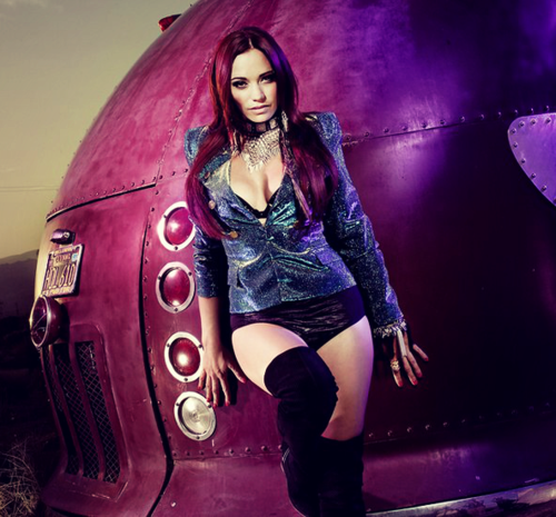 Jessica Sutta for Eurovision 2015?Photo : metrolyrics.com