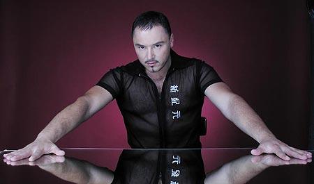 Knez will represent Montenegro at Eurovision 2015. Photo : BalkanMedia.com