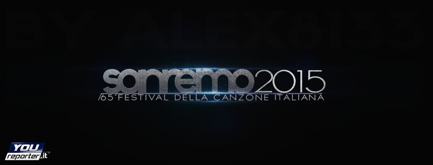 Sanremo Music Festival 2015. Photo : www.youreporter.it