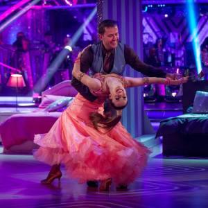 Scott Mills  - Strictly Come Dancing Week 2. Photo : Facebook