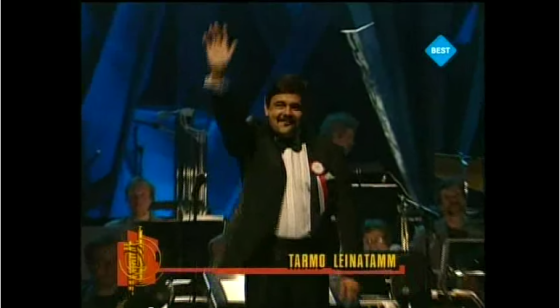 R.I.P. Tarmo Leinatamm - Estonia Eurovision 1996, 1997 and 2008. Photo : YouTube