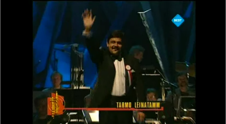 R.I.P. Tarmo Leinatamm - Estonia Eurovision 1996, 1997 and 2008. Photo : YouTube