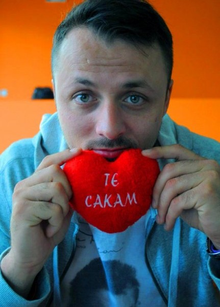 Danijel Kajmakoski. Photo : www.mactel.com.au