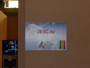 JESC.tv office