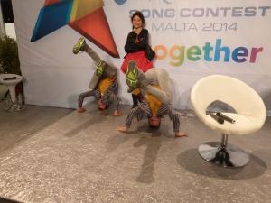 Breakdancers from Croatia