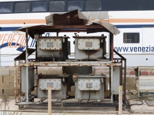 Some industrial machinery
