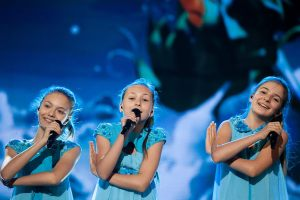 Ukraine Photo : EBU: Elena Volotova/Maria Mifsud