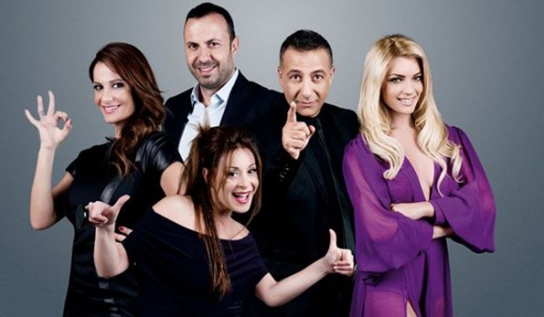 Cyprus Eurovision 2015 Selection. Photo : CyBC