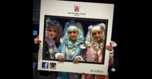 Dolly Style - Melodifestivalen 2015/ Photo : YouTube