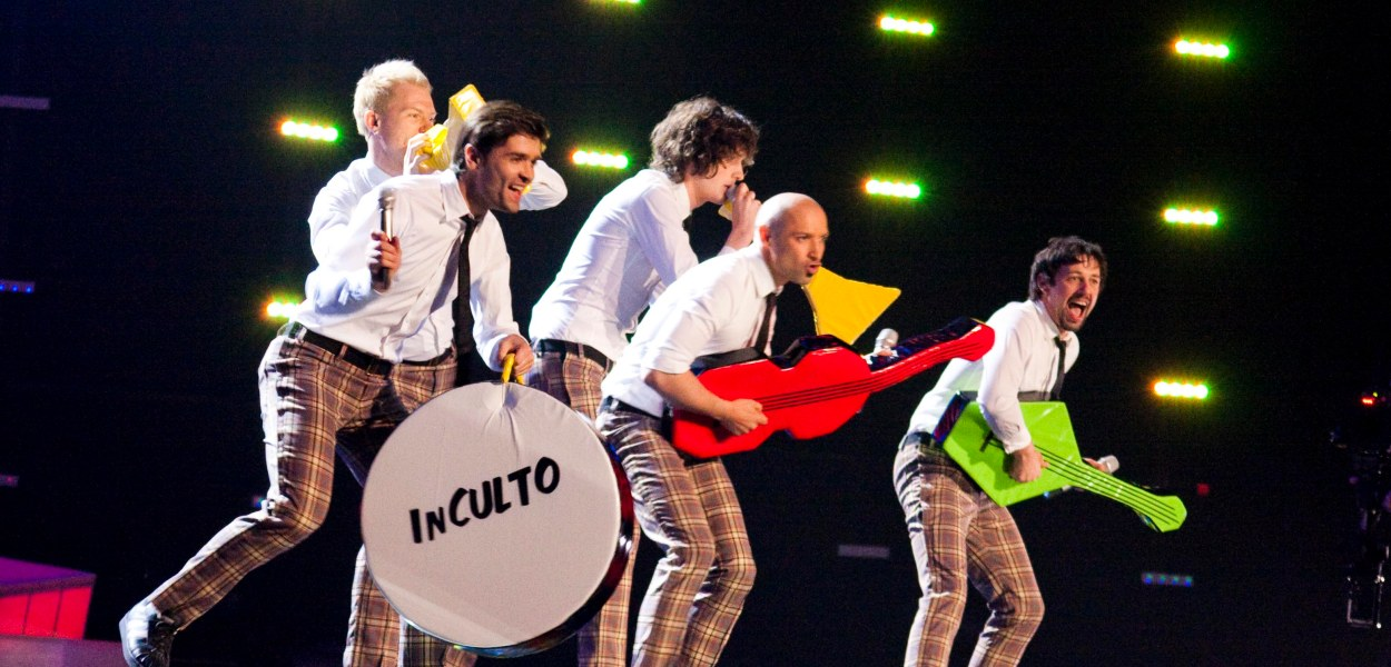 inculto . Photo : Eurodiena.lt