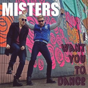 Misters 'I want you to dance'- Eurovision 2015. Photo : YouTube