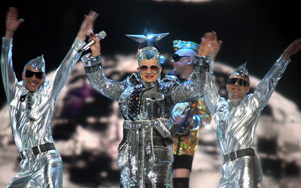 Verka Serduchka's new song 'Hydropark'. Photo YouTube