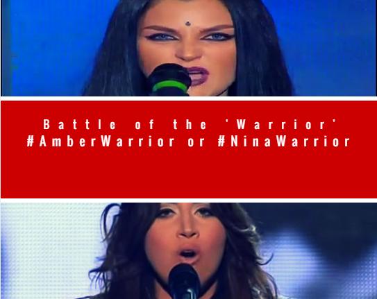 Warrior Battle. Photo : Eurovision Ireland