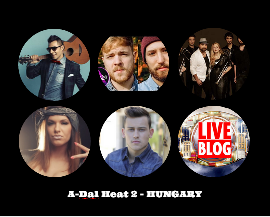 A-Dal Heat 2 - 2015. Photo : Eurovision Ireland