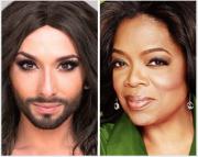 Conchita Takes On Oprah
