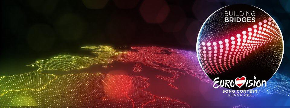 ESC 2015 Map. Photo : ORF