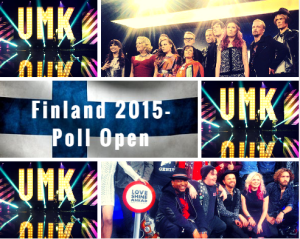 Finland 2015 Poll Open. Photo : Eurovision Ireland